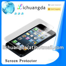 manufacturer newest tempered glass screen protective film for iphone 5/5s samsung galaxy s4/s5 mobile phone accessory