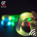 Wholesale Party Favors Zoning Intelligent Radio Controlled LED Wristbands