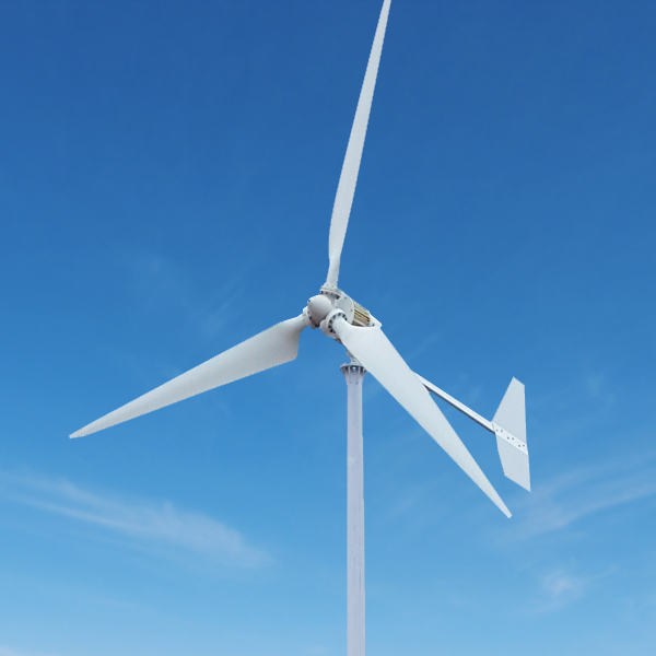 5kW high efficiency wind generator for landscape price