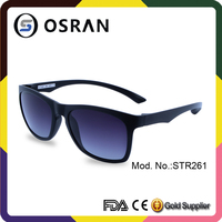 UV400 Polarized Outdoor Riding Lifestyle Revo Lens TR90 Frame Sports Glasses