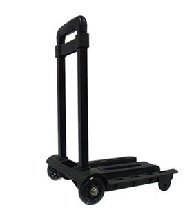 Shopping telescopic folding luggage hand trolley cart