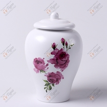 TG-620J02-W-XXL-7 Brand new antique brass cremation urn with great price human wholesale urns