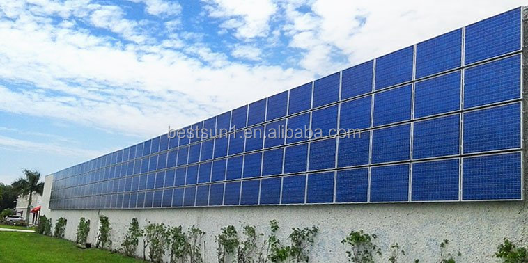 aluminum frame for solar panel 10kw