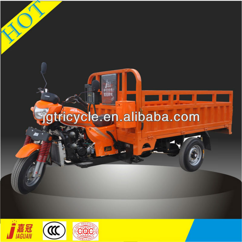 New special frame 3 wheel motorcycle from china