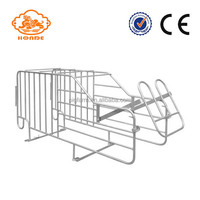 hot dipped galvanized gestation pig crates for sales HD