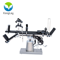 CE approved clinic hospital equipment surgical bed electric operating table