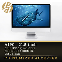 Computer Wholesale Distributors Intel J1900 Quad Core OEM all-in-one PC