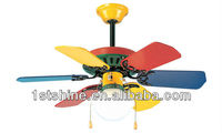 kdk ceiling fan SHD3002 With Colourful blades