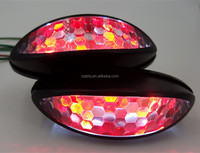 Factory Sell Motorcycle Taillights LED ,Smoke ,Clear ,Red Motorcycle LED Taillights ,Motorcycle Tail Plate Lights