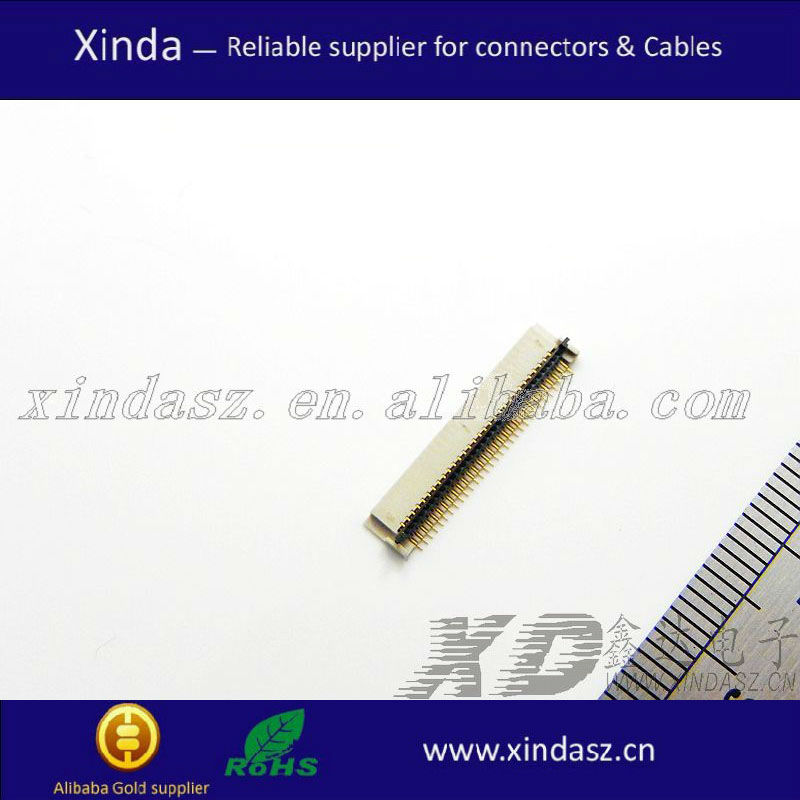 30 pin lcd FH12A-50S-0.5SH(55) 0.5mm and 1mm Pitch Connectors For FPC/FFC