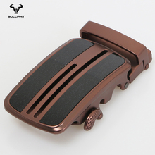 Copper Automatic Mini Personalised Locking Belt Buckle