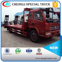 DONGFENG 4*2 120hp 6ton Mobile Machinery Shop Platform Truck