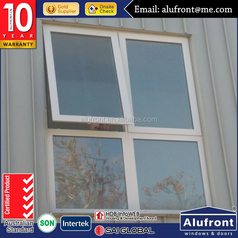 Aluminium Window/Double Glazed Aluminium doors and windows drawing comply with AS2047