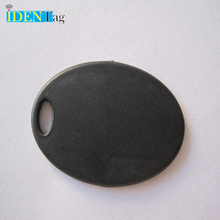 ABS rfid token rfid coin tag numbered plastic tokens