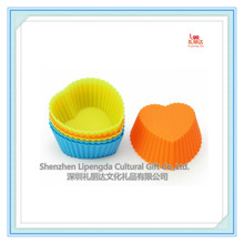 Kids Funny Silicone Mold For Cake Making, Heat Resistant Cake Cups, Rubber Cake Moulds