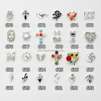 2015 diy butterfly design Handmade Nail Art With Diamond Suppliers