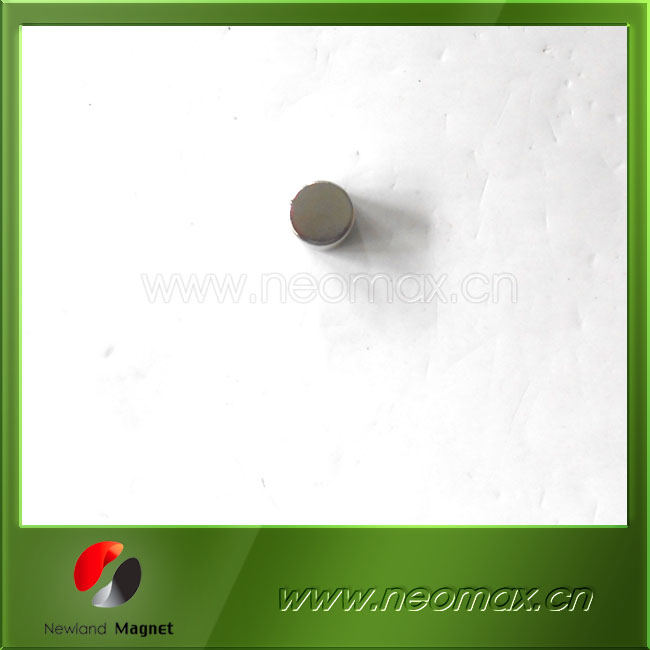 small strong rare earth cylinder/round/disc magnet bulk
