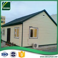 chinese supplier strong luxurious prefabricated container houses light steel villa