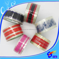 hot sales printed bopp sealing packaging adhesive tape