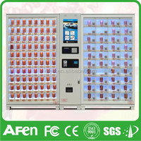 AIFENG 2016 Hot Sell Competitice Automatic Adult Condom Gift vending machine For Sale