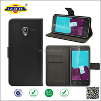 Newest Luxury Leather Wallet Stand Flip Leather Case For Vodafone Smart prime 6 (5.0 inches)