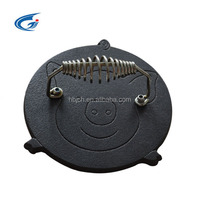 vegetable oil round cast iron meat press from JICHANG trading company