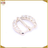 Die Casting Rhinestone Soft Gold Ladies