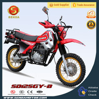 New 125cc on Road Super Power Motorcycle Dirt Bike HyperBiz SD125GY-B