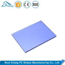 Best selling clear plastic lowes polycarbonate panels roofing sheet