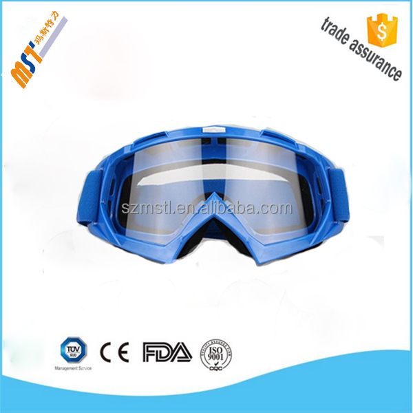 Off-Road Racing Motocross ATV Bikes Motorcross Goggles Eyewear Clear Lens