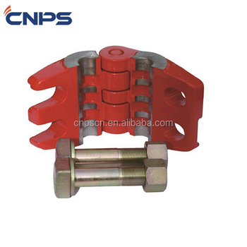 Petroleum production equipment series polished rod clamps for oil and gas