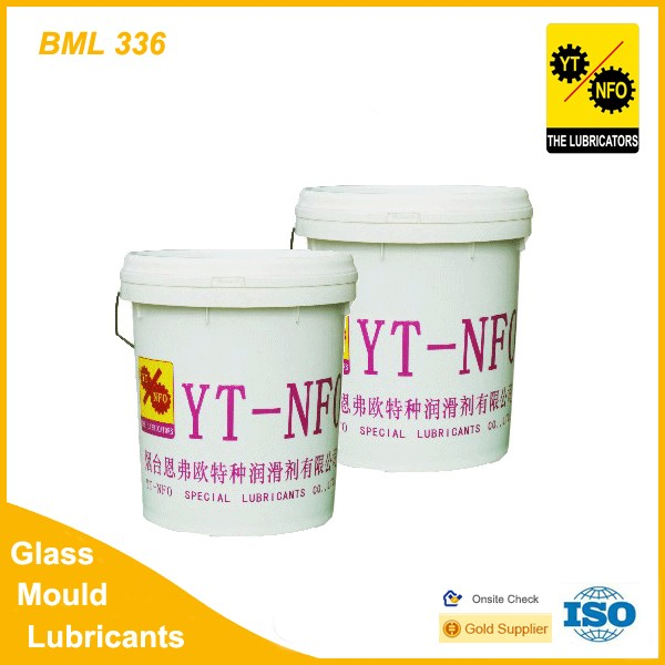 Industrial mold lubricant glass water bottle discharge agent