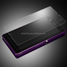 clear & Anti-fingerprint Screen Protectors for different phones,9H tempered glass screen saver for mobile phone