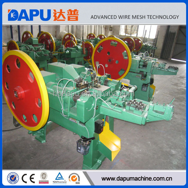 wire nails making machine/Nail making machine in china