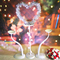 Wholesale elegant fashion new designed metal wedding centerpieces & candle holoder for wedding decoration supplier