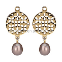 Bottom price crazy selling mumbai pearl earring