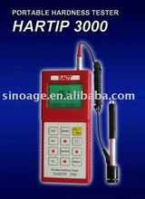 HARTIP 3000 Portable metal Hardness Tester, all probes interchangeable