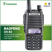 Long Range 8km Baofeng UV-82 Dual Band UHF/VHF 8W potable Walkie Talkie frequency fm transceiver ham Two Way Radio