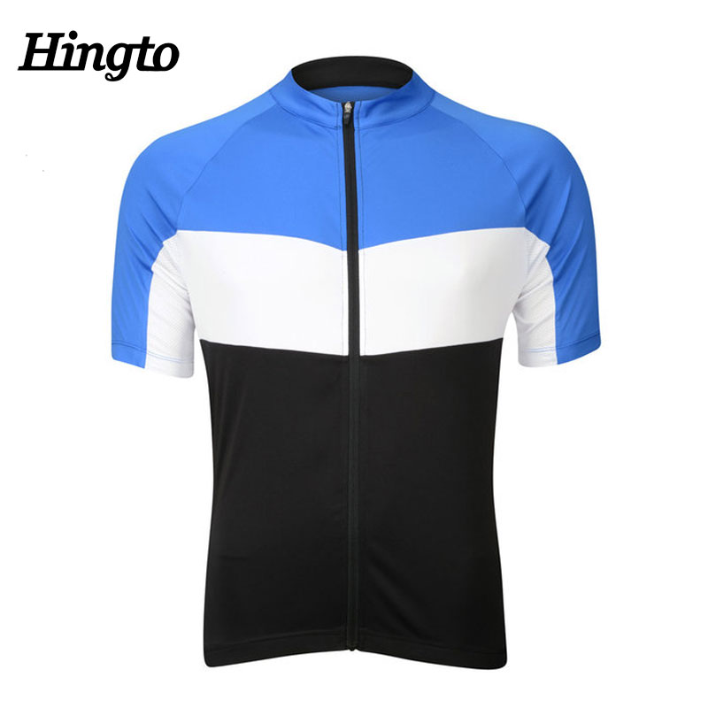 Full zip 100% polyester sublimated professional cycling wear 2016 custom design cycling jersey