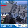 JINHU types of stone coated metal roofing iron tiles sheets in kenya manufacturer