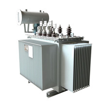 Low Noise 11Kv Oil Type Transformer With Oil Conservator Tank