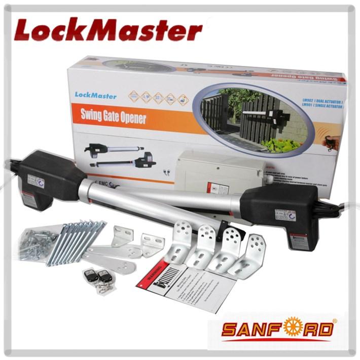 Automatic Arm Swing Gate Openers Solar Swing Gate Motors