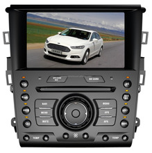 Android 4.4.4 Car DVD Player for Ford new Mondeo Fusion with GPS Bluetooth Phone link