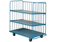 Mobile Logistic cart/logistic trolley/storage cart Load capacity:500kg