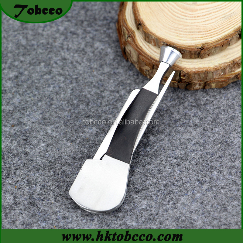 China Distributor High quality Smoking Accessory Tobacco Pipe Knife