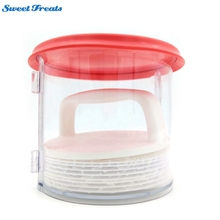 Sweettreats Ultimate Simple & Easy Burger hamburger press Maker Patty Caddy paddy Maker