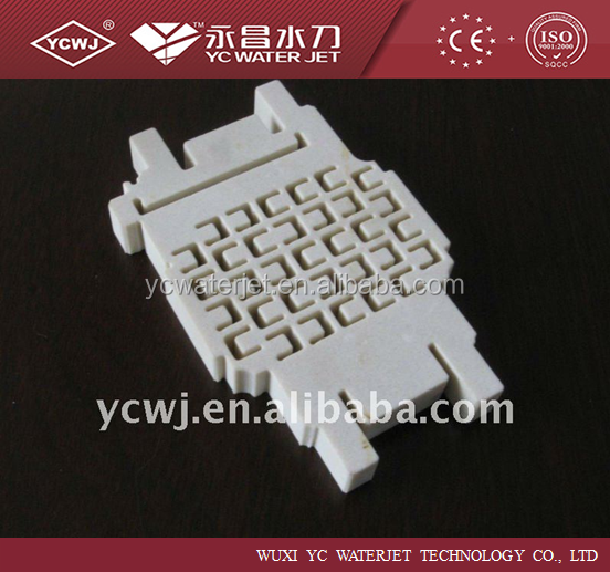High performance CNC 5AXIS ceramic tile water jet CE certificated