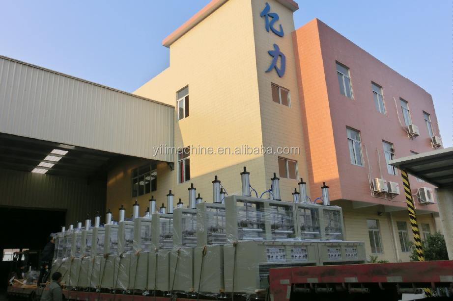 Foam bra pad  molding machine