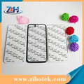 For iPhone 6 sublimation case PC hard sublimation printing