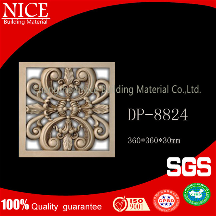 Chinese manufacture nice pu leather wall panels